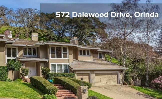 572 DALEWOOD DRIVE, ORINDA
