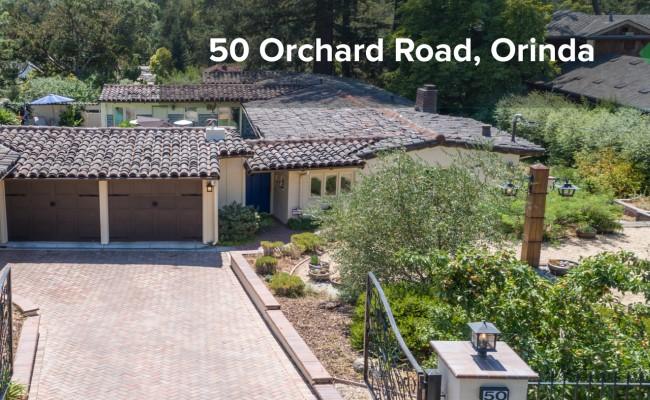 50 ORCHARD RD, ORINDA