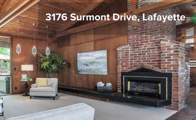 3176 SURMONT DR, LAFAYETTE