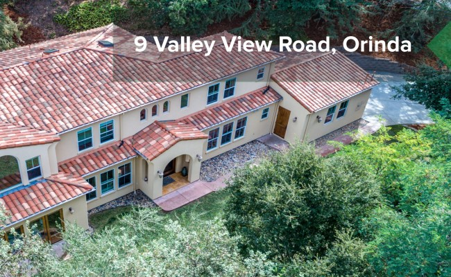 9 VALLEY VIEW RD, ORINDA