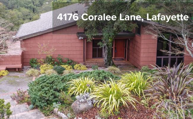4176 Coralee Lane, Lafayette